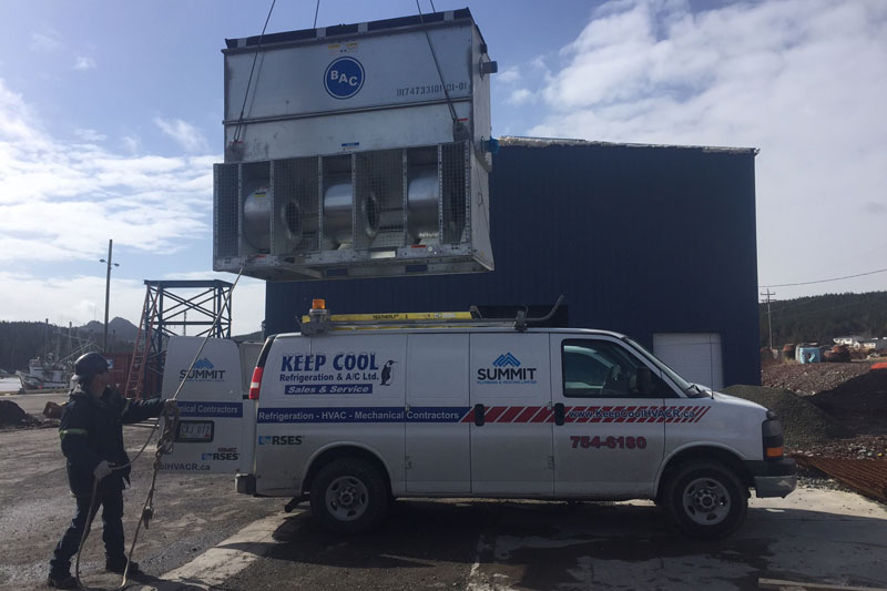 Keep Cool Industrial and Commercial Refrigeration and air conditioning services NL