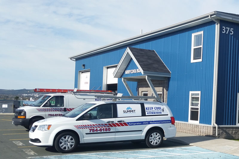 Refrigeration and Air Conditioning Commercial St. John's NL