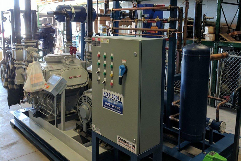 Keep Cool Industrial and Commercial Refrigeration NL